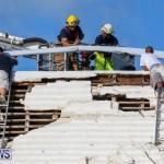 Bermuda Fire & Rescue Service Bethel AME Roof, October 15 2016-21