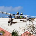 Bermuda Fire & Rescue Service Bethel AME Roof, October 15 2016-22