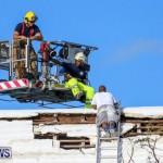 Bermuda Fire & Rescue Service Bethel AME Roof, October 15 2016-26