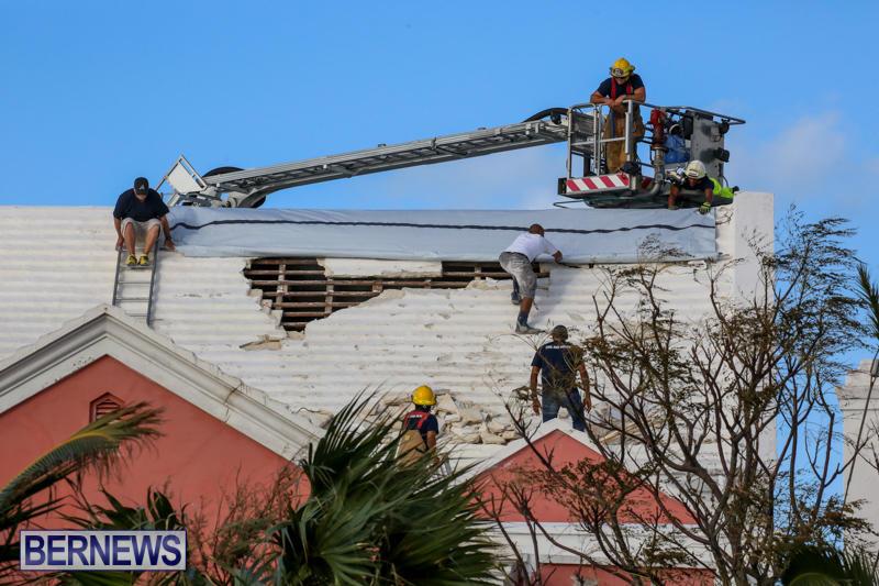 Bermuda-Fire-Rescue-Service-Bethel-AME-Roof-October-15-2016-29