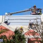 Bermuda Fire & Rescue Service Bethel AME Roof, October 15 2016-30