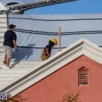 Bermuda Fire & Rescue Service Bethel AME Roof, October 15 2016-32
