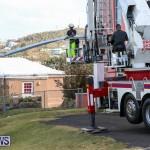 Bermuda Fire & Rescue Service Bethel AME Roof, October 15 2016-5