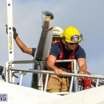 Bermuda Fire & Rescue Service Bethel AME Roof, October 15 2016-7