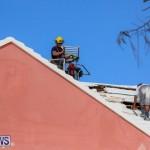 Bermuda Fire & Rescue Service Bethel AME Roof, October 15 2016-9
