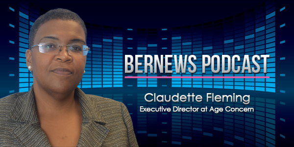 Bernews Podcast with Claudette Fleming