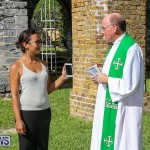 Blessing Of The Animals Bermuda, October 2 2016-70