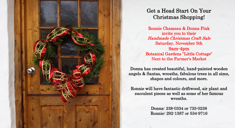 Christmas Poster Bermuda October 2016