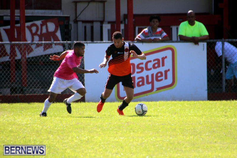 Football-Premier-First-Division-Bermuda-October-2-2016-17