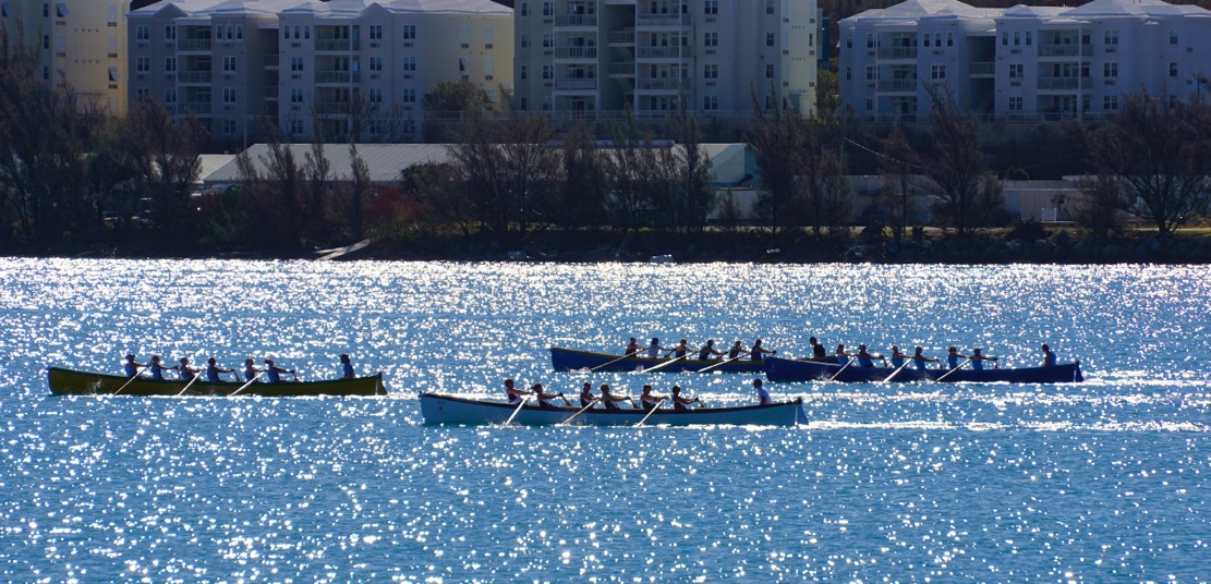 Gig rowing St Georges Bermuda Oct 16 Scott Stallard (7)