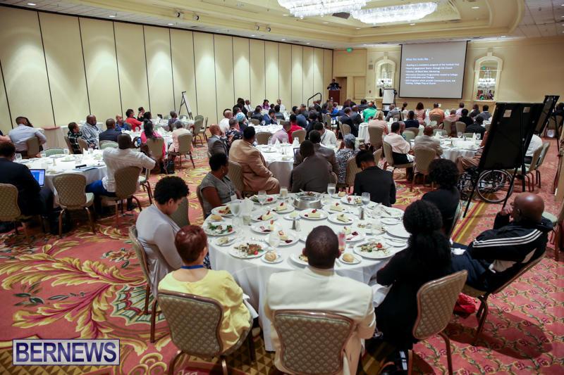 International Colloquium on Black Males in Education Bermuda, October 4 2016-3
