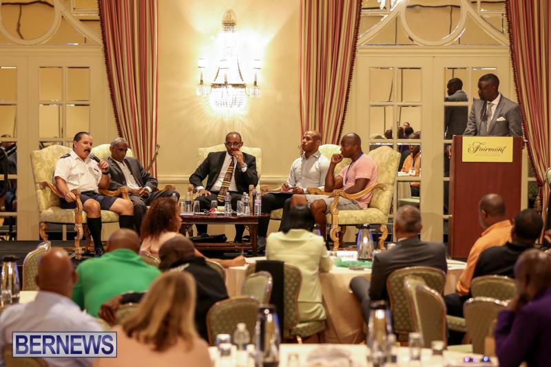 International Colloquium on Black Males in Education Bermuda, October 4 2016-4