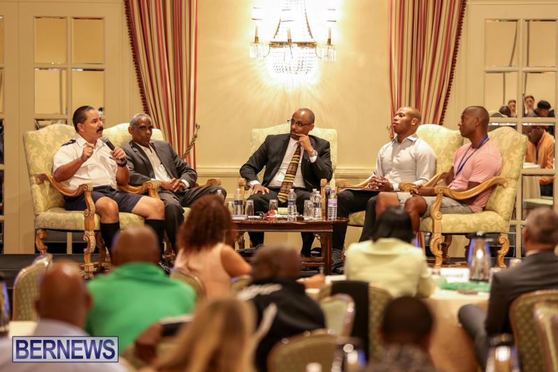 International Colloquium on Black Males in Education Bermuda, October 4 2016-5