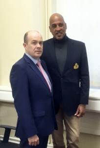 Minister Naughten and Minister Simons Bermuda Oct 19 2016