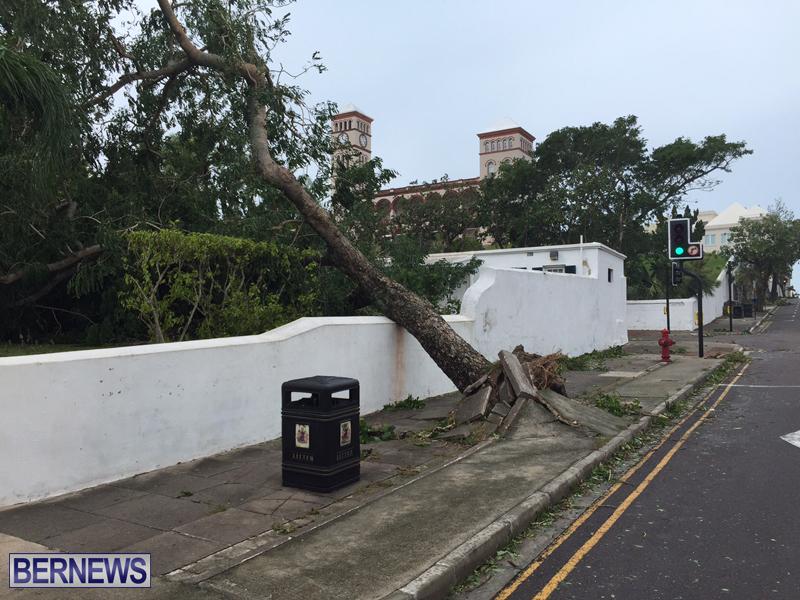 Post Hurricane Nicole Oct 13 2016 (21)