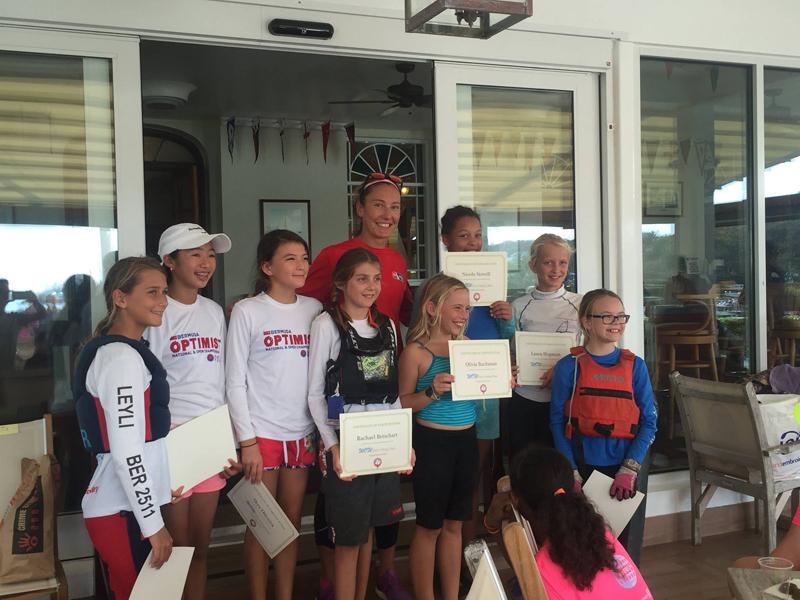 Racers advanced Bermuda October 17 2016