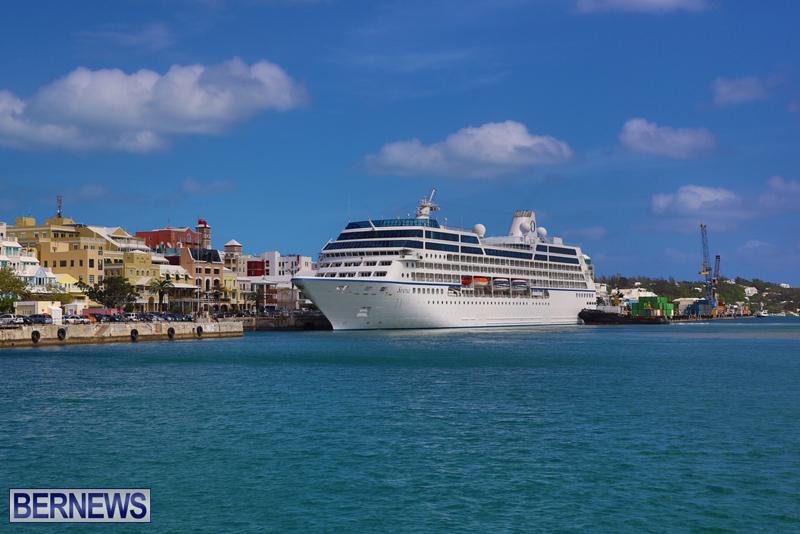 Sirena Bermuda October 15 2016