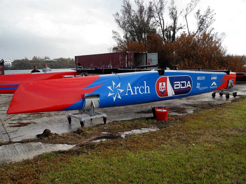 Team BDA boat Bermuda October 24 2016 (1)