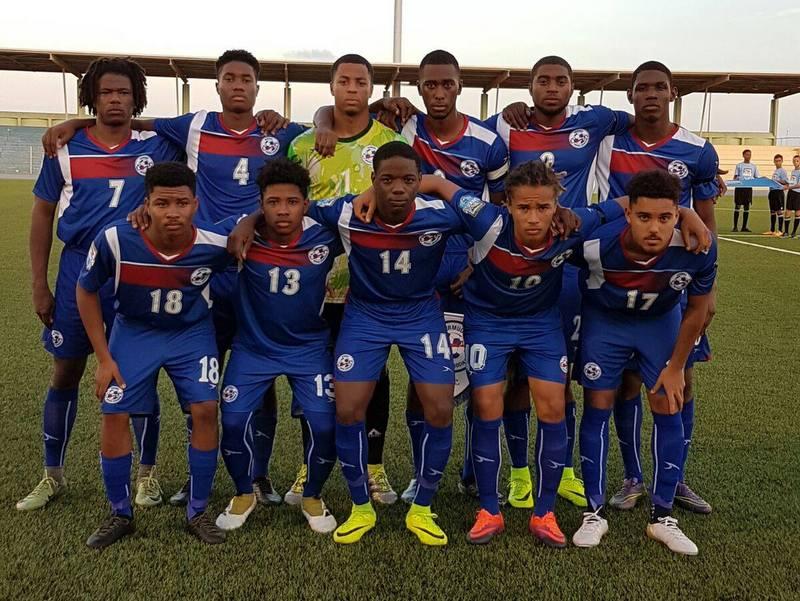 U20 Bermuda National Team
