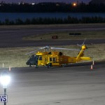 US Coast Guard MH60 Helicopter & C-130 Bermuda, October 17 2016-15