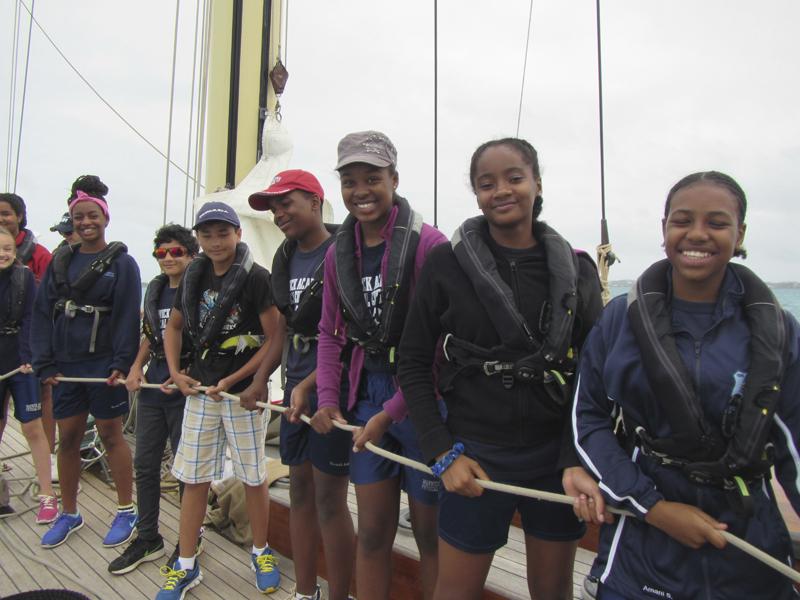 Warwick Academy Bermuda October 10 2016 1