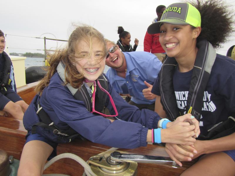 Warwick Academy Bermuda October 10 2016 2