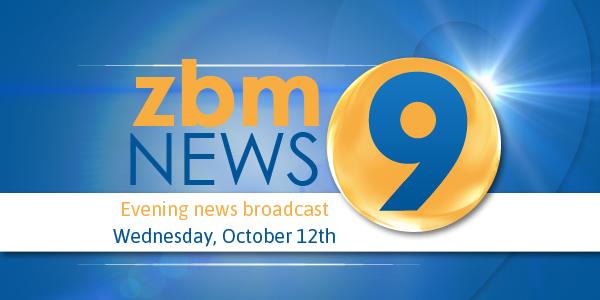 zbm 9 news Bermuda October 12 2016