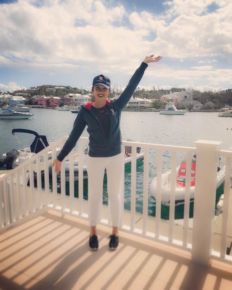Ashley Martins Bermuda November 22 2016