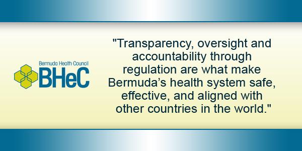 BHEC Bermuda Health Council TC November 14 2016