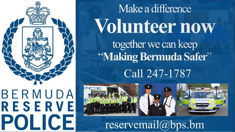 BRP Recruitment Bermuda Nov 7 2016