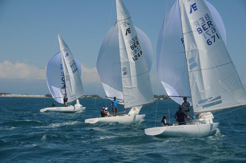 Bacardi Keelboat Regatta (2)