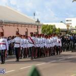 Bermuda Remembrance Day Ceremony, November 11 2016-1