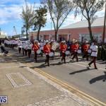 Bermuda Remembrance Day Ceremony, November 11 2016-102