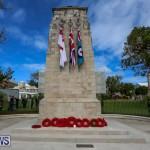 Bermuda Remembrance Day Ceremony, November 11 2016-122