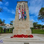 Bermuda Remembrance Day Ceremony, November 11 2016-123