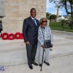 Bermuda Remembrance Day Ceremony, November 11 2016-124