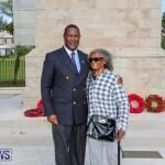 Bermuda Remembrance Day Ceremony, November 11 2016-125