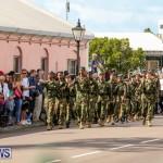 Bermuda Remembrance Day Ceremony, November 11 2016-13