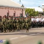 Bermuda Remembrance Day Ceremony, November 11 2016-16
