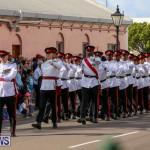 Bermuda Remembrance Day Ceremony, November 11 2016-2
