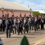 Bermuda Remembrance Day Ceremony, November 11 2016-23