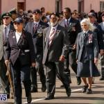 Bermuda Remembrance Day Ceremony, November 11 2016-24