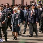 Bermuda Remembrance Day Ceremony, November 11 2016-25