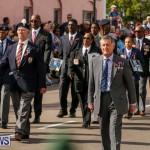 Bermuda Remembrance Day Ceremony, November 11 2016-26