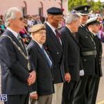 Bermuda Remembrance Day Ceremony, November 11 2016-27