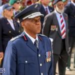 Bermuda Remembrance Day Ceremony, November 11 2016-28