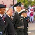 Bermuda Remembrance Day Ceremony, November 11 2016-32