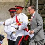 Bermuda Remembrance Day Ceremony, November 11 2016-42