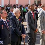 Bermuda Remembrance Day Ceremony, November 11 2016-47