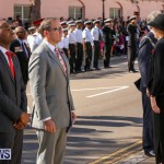 Bermuda Remembrance Day Ceremony, November 11 2016-48